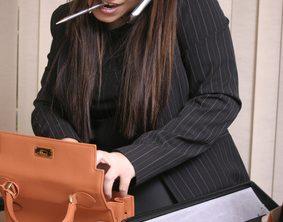 Mujer Negocios