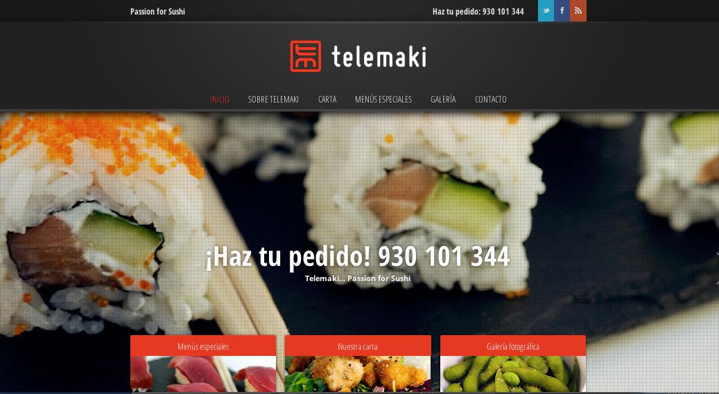 Web Telemaki