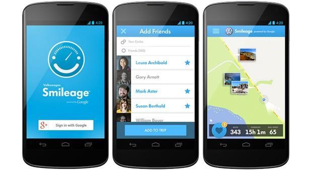 Smileage app