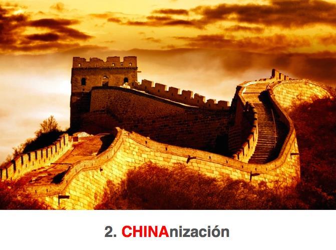 chinanizacion