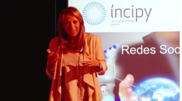 Vídeo Mireia Ranera Redes Sociales Corporativas