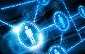 infografia redes sociales corporativas