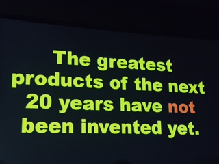 products yet to invent