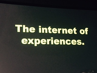 internet of experiences