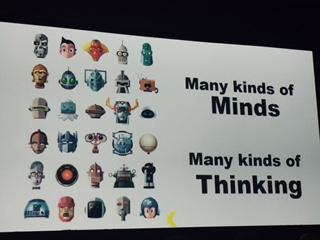 multiple minds, multiple thinking