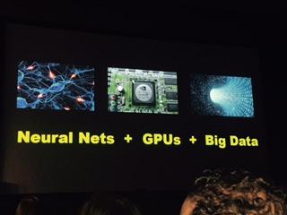neural nets gpus big data