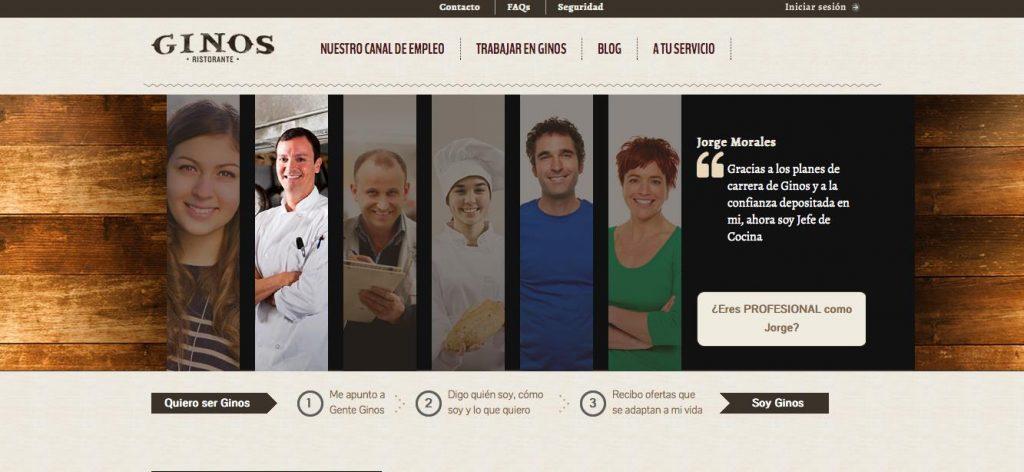 corporate careers websites