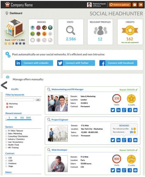 employee referrals software