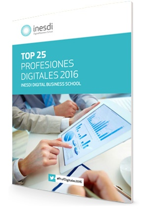 Estudio Top 25 Profesiones Digitales 2016