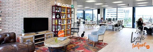 Nuevas Oficinas Affinity Petcare Barcelona